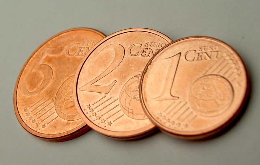 Монета цент картинка